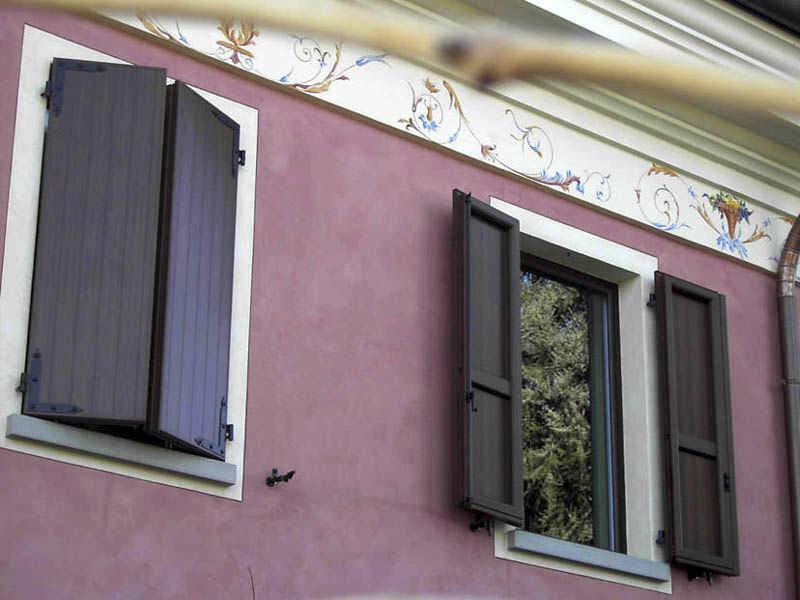 ventanas o contraventanas
