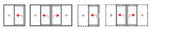 B2 Cerramientos apertura-ventana-corredera-artis-elev1