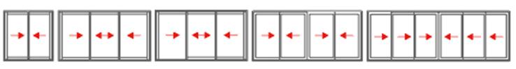 B2 Cerramientos apertura-ventana-iris