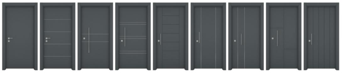B2 Cerramientos puertas-aluminio-exterior